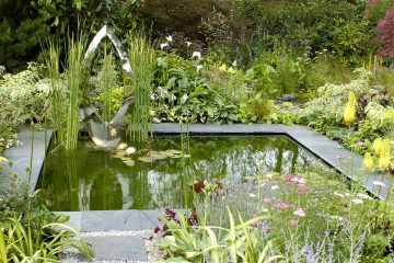 Stunning water features for your garden in Stoke-on-Trent