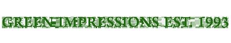 Green Impressions